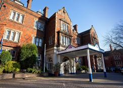 North Stafford Hotel Town Centre - Stoke-on-Trent - Rakennus