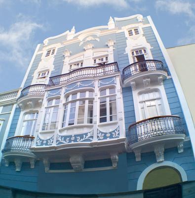 市區住宿加早餐旅館 - 大加那利島拉斯帕爾馬斯 - 建築