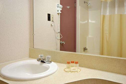 華盛頓戴斯酒店 - 華盛頓 - 華盛頓 - 浴室