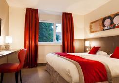 Kyriad Strasbourg Sud-Lingolsheim - Lingolsheim - Bedroom