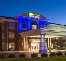 Holiday Inn Express & Suites Lexington Dtwn Area-Keenland