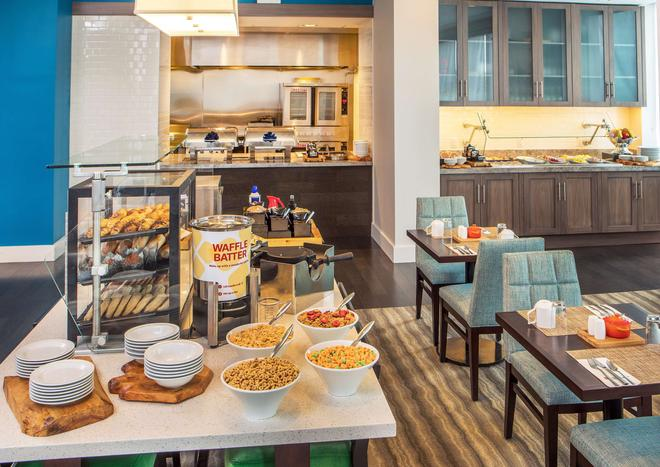Hilton Garden Inn Financial Center/Manhattan Downtown, NY - New York - Buffet