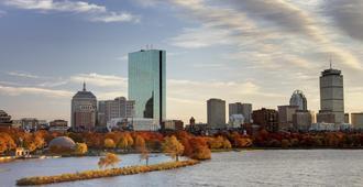 The Inn at Longwood Medical - Boston - Cảnh ngoài trời