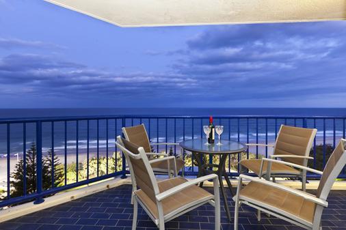 Surf Regency Apartments - Surfers Paradise - Μπαλκόνι