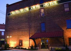 Lancaster Arts Hotel - Lancaster - Rakennus