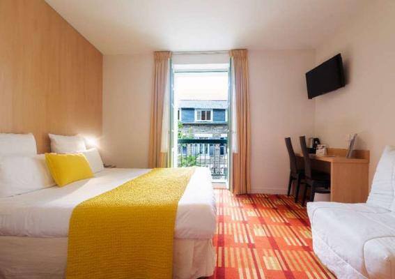 Hôtel Dinard Balmoral - Dinard - Bedroom