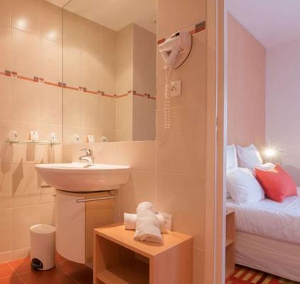 Hôtel Dinard Balmoral - Dinard - Bathroom