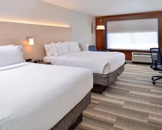 Holiday Inn Express & Suites Brighton South - Us 23 - Brighton - Bedroom