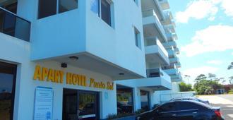 Apart Hotel Punta Sol - Punta del Este - Edificio