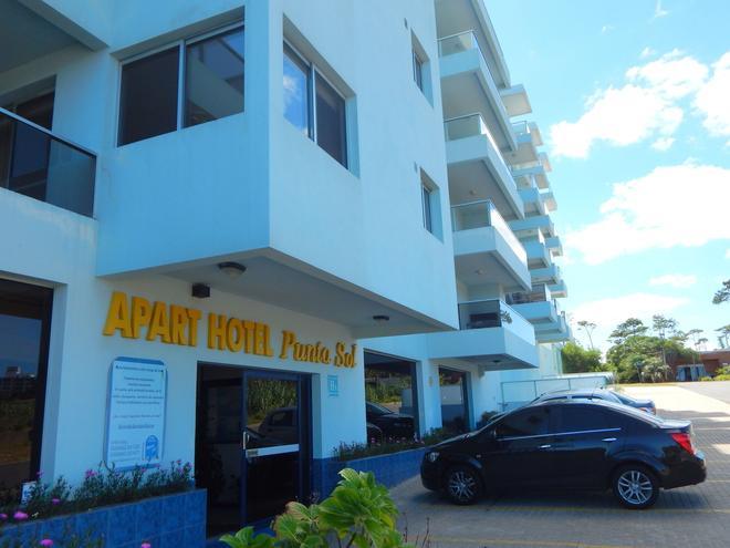 Apart Hotel Punta Sol - Punta del Este - Edifício