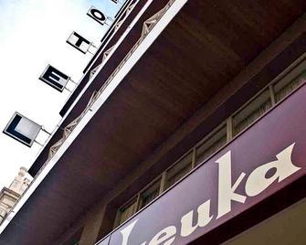 호텔 레우카 - 알리칸테 - 건물