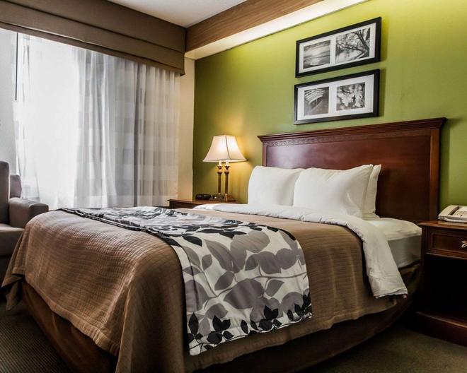 Sleep Inn - Слиделл - Спальня