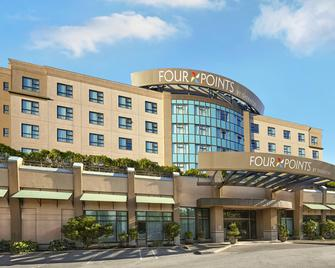 Four Points by Sheraton Vancouver Airport - Richmond - Gebouw