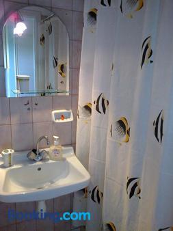 Sausan Hotel - Sidari - Bathroom