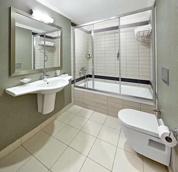 Ayvalik Cinar Hotel - Sarimşakli - Bathroom