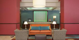 Hampton Inn Indianapolis Dwtn Across from Circle Centre - Indianapolis - Lounge