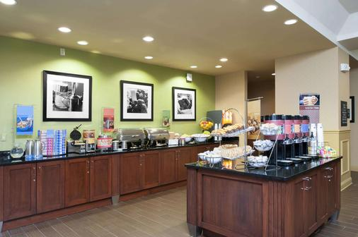 Hampton Inn Indianapolis Dwtn Across from Circle Centre - Indianapolis - Buffet