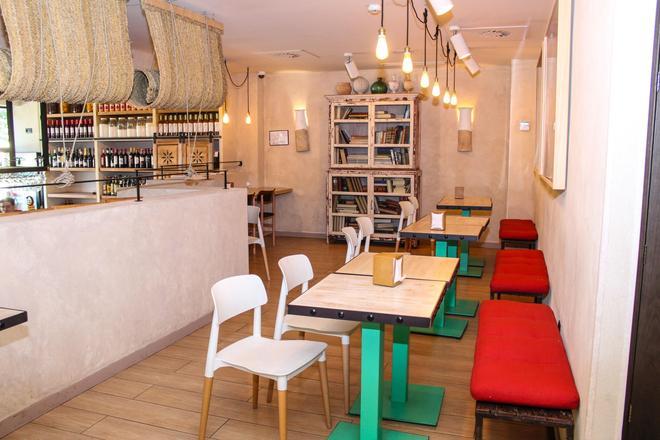 Toc Hostel Sevilla - Sevilla - Bar