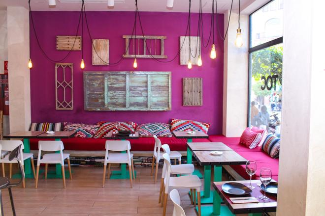 Toc Hostel Sevilla - Sevilla - Sala d'estar
