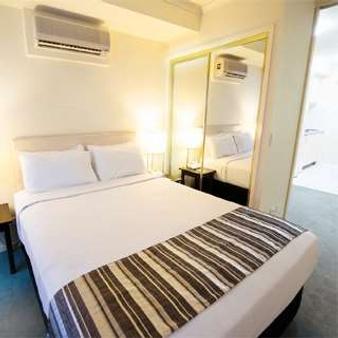 Arrow On Spencer (Harbourview Apartment Hotel) - Melbourne - Bedroom