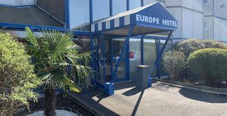 Europe Hôtel - Varennes-Vauzelles - Edificio