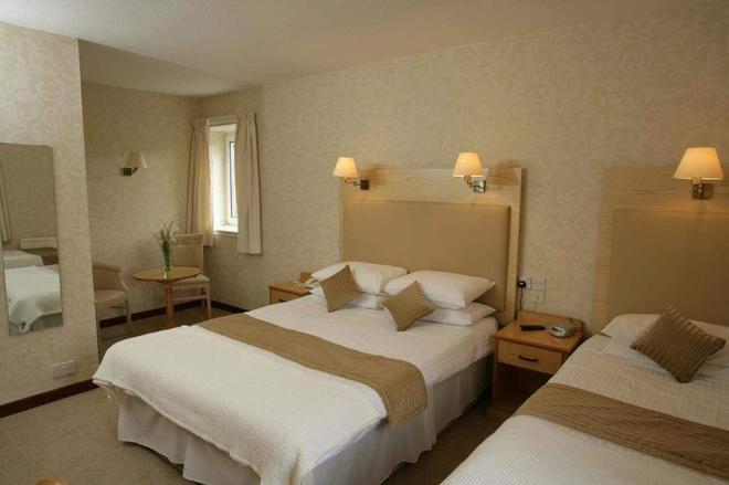 New County Hotel - Perth - Κρεβατοκάμαρα