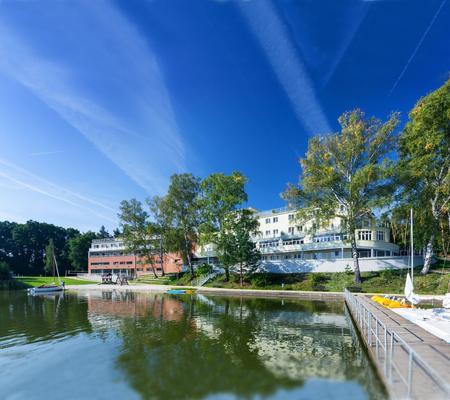 Hotel Port - Staré Splavy - Outdoor view