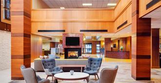 波斯頓洛根機場萬怡酒店 - 波士頓 - 波士頓 - 大廳