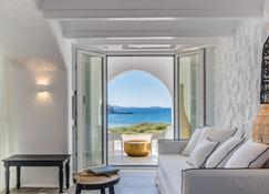 Cyano Suites - Naxos - Sala de estar