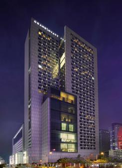 Grand Hyatt Chengdu - Thành Đô - Toà nhà