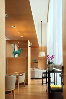 Grand Hyatt Chengdu - Thành Đô - Phòng ngủ