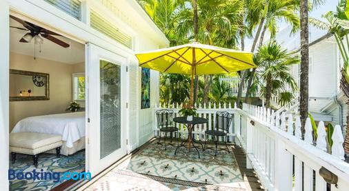 Old Town Manor - Key West - Balcony