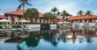 Sofitel Singapore Sentosa Resort & Spa - Singapur - Vista del exterior