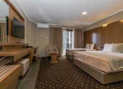 Bankstown Motel 10 - Sidney - Yatak Odası