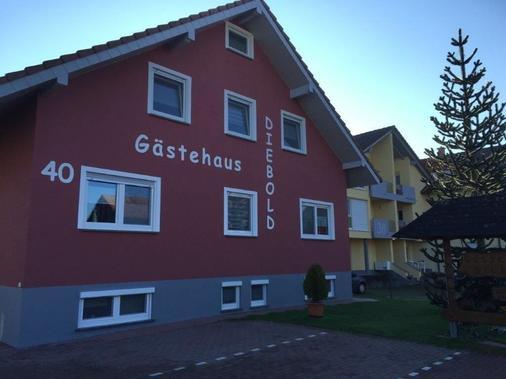 Gästehaus Alwin Diebold - Rust - Edificio