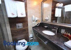 Grand Corner Hotel - Boutique Class - İzmir - Banyo