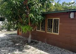 Cabanas chaac calakmul - Xpujil - Vista del exterior