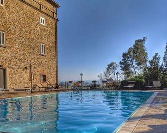 Villa Schiatti - Castiglion Fiorentino - Pool