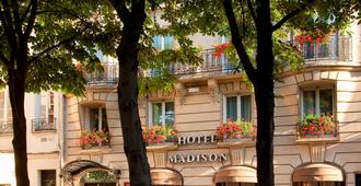 Hôtel Madison - Paris - Bygning