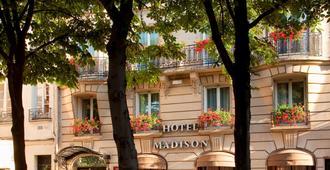 Hôtel Madison - פריז - בניין