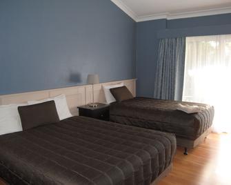 Airlie House Motor Inn - Scone - Bedroom