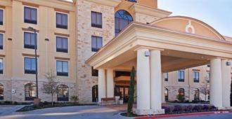 Comfort Inn & Suites - Dallas - Building