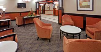 Comfort Inn & Suites Dallas Medical-Market Center - Dallas - Lounge
