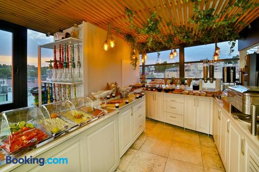 Glamour Hotel - Istanbul - Buffet