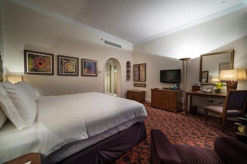 軍官俱樂部酒店 - 阿布達比 - 阿布達比 - 臥室