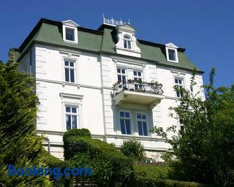 Pension Villa Sophia - Sassnitz - Edificio