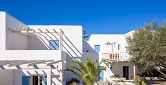 Vencia Boutique Hotel - Mykonos - Building