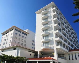 Hotel Yugaf Inn Okinawa - Nago - Edifício