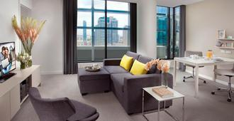 Citadines On Bourke Melbourne - Melbourne - Ruang tamu