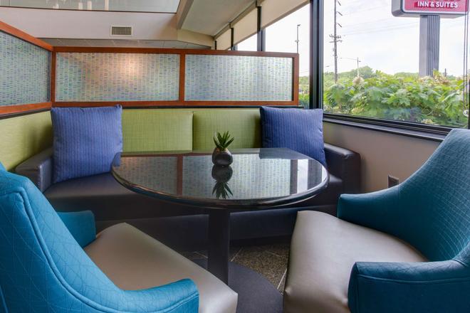 納什維爾機場愛普德魯利套房酒店 - 納什維爾 - 納什維爾(田納西州) - 大廳